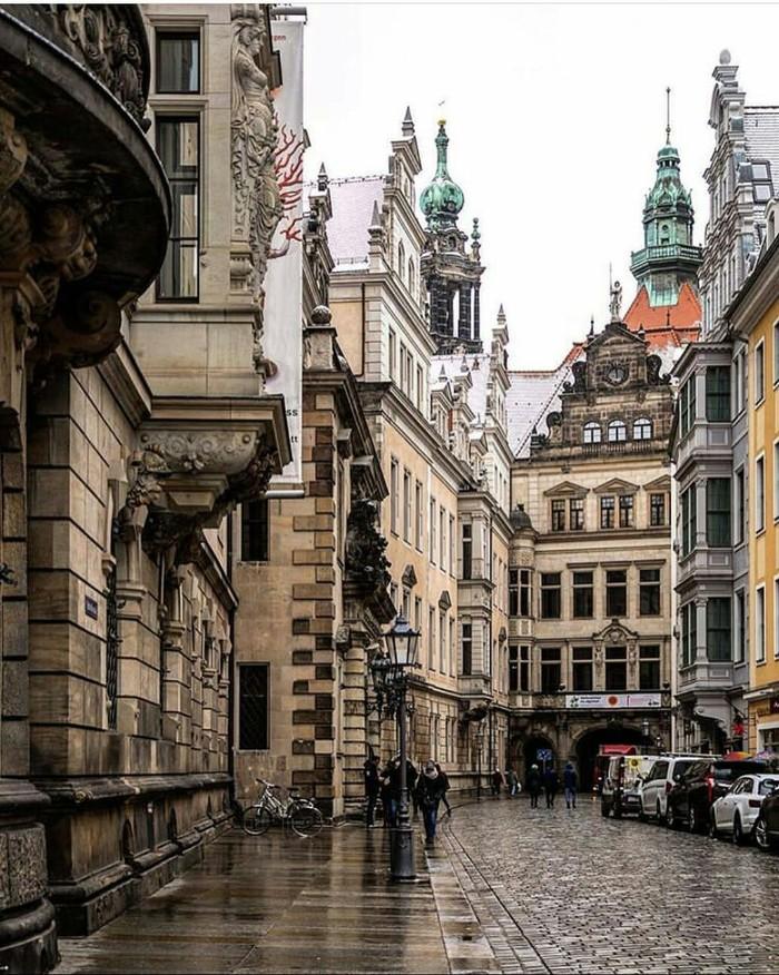 Дрезден, Германия.