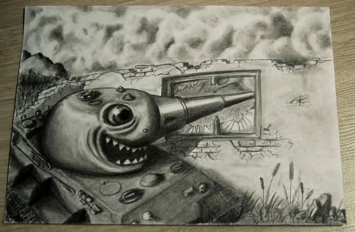 Конкурсы от Wargaming и не только.. World of Tanks, Картофель, Танки, Игры, Рисунок, Фотография, Конкурс, Творчество, Длиннопост