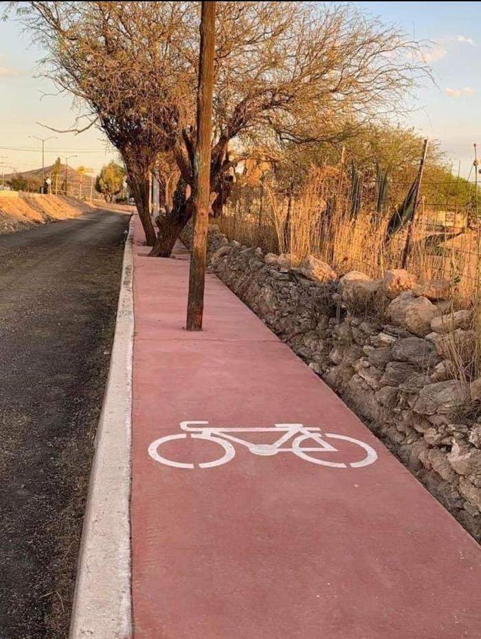 Всё для вас, дорогие велосипедисты!