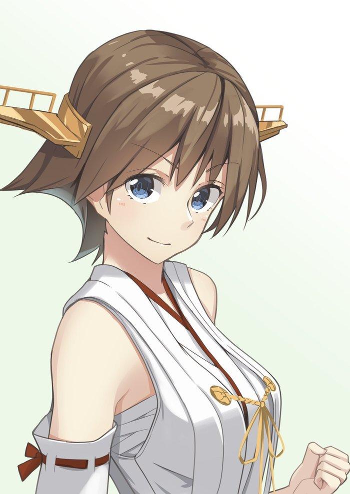 Hiei (художник: Negahami)