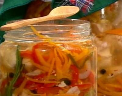 Эскабече. (Рецепт аргентинской маринованной курицы с овощами, годится для закатки к тому же) Аргентина, Национальная кухня, Иммиграция, Длиннопост