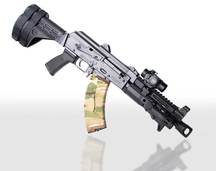 Немного оружейного Оружие, Шушпанцер, Длиннопост