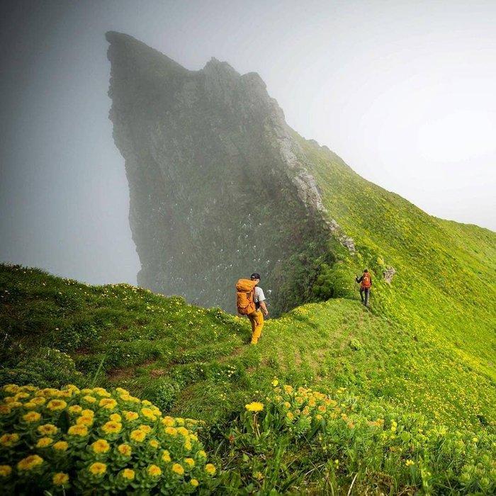 Поход на край света (Исландия)