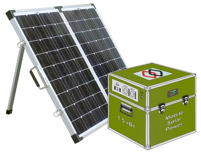 """Собрал пока 2 476 руб, на мой стартап: """"мобильная солнечная электростанция 1,5 кВт"""". Стартап, Бизнес, Сэс, Солнечная электростанция, Инвертор, Контроллер, Длиннопост"""
