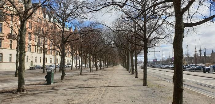 Март в Стокгольме Стокгольм, Март, Путешествия, Длиннопост