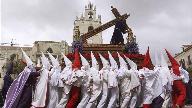 Пасхальная неделя в Испании Испания, Пасха, Традиции, Туризм, Культура, Длиннопост