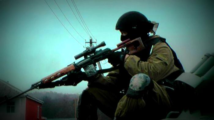 Десантники которых мы не ждали: Истории снайпера Снайперы, Боевики, Чечня, Рассказ, Дрг, Длиннопост