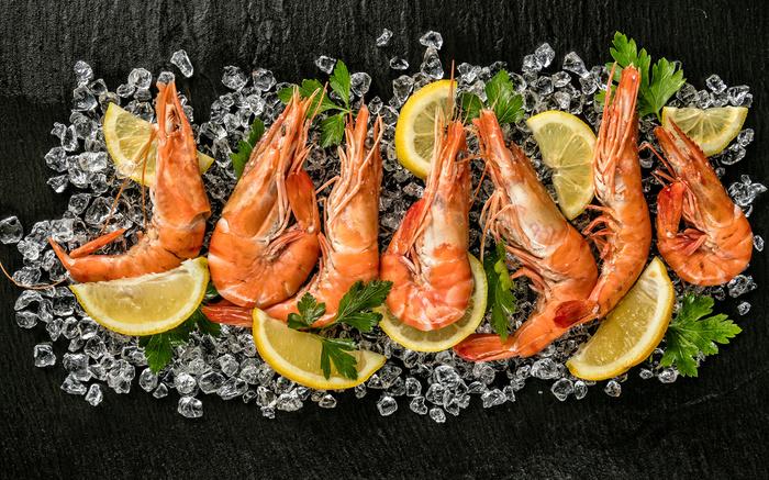 Креветко-кальмарный развод на воду. Ээхсперты проверяют морепродукты. Д&г mix, Глазурь, Морепродукты, Креветки, Кальмар, Мидии, Минтай, Разморозка, Видео, Длиннопост
