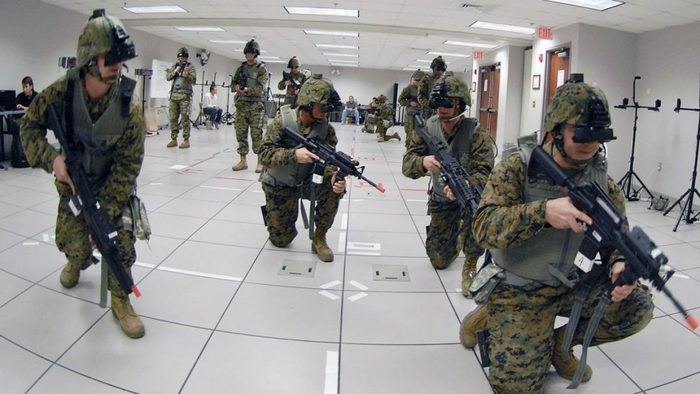 Солдата британской армии наказали за убийство товарищей во время виртуальной тренировки. Игры, Шутер, Великобритания, Армия, Солдаты, Виртуальное убийство, Новости