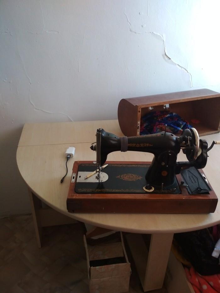 Вопрос к знатокам Вопрос, Швейная машинка