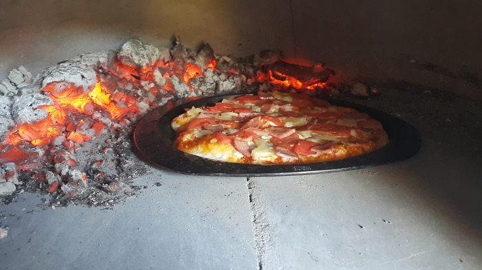 С пылу с жару, помпейская печь Помпейская печь, Еда, Своими руками, Пиво, Любимая дача, Длиннопост
