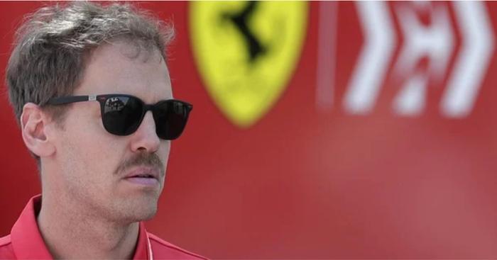 """""""В будущем Ferrari нет места для Феттеля"""" Формула 1, Гонки, Авто, Автоспорт, Ferrari, Пилот, Гонщик, Пресса"""