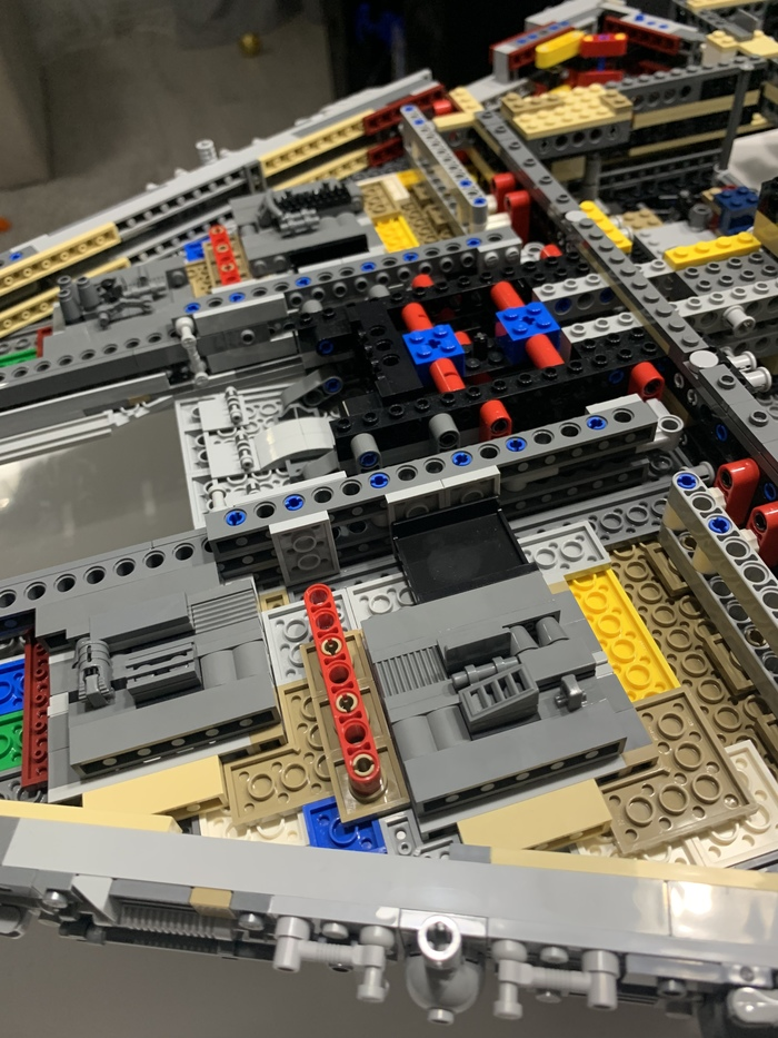 Сокол Тысячелетия 6 Тысячелетний сокол, LEGO, Длиннопост, Star Wars