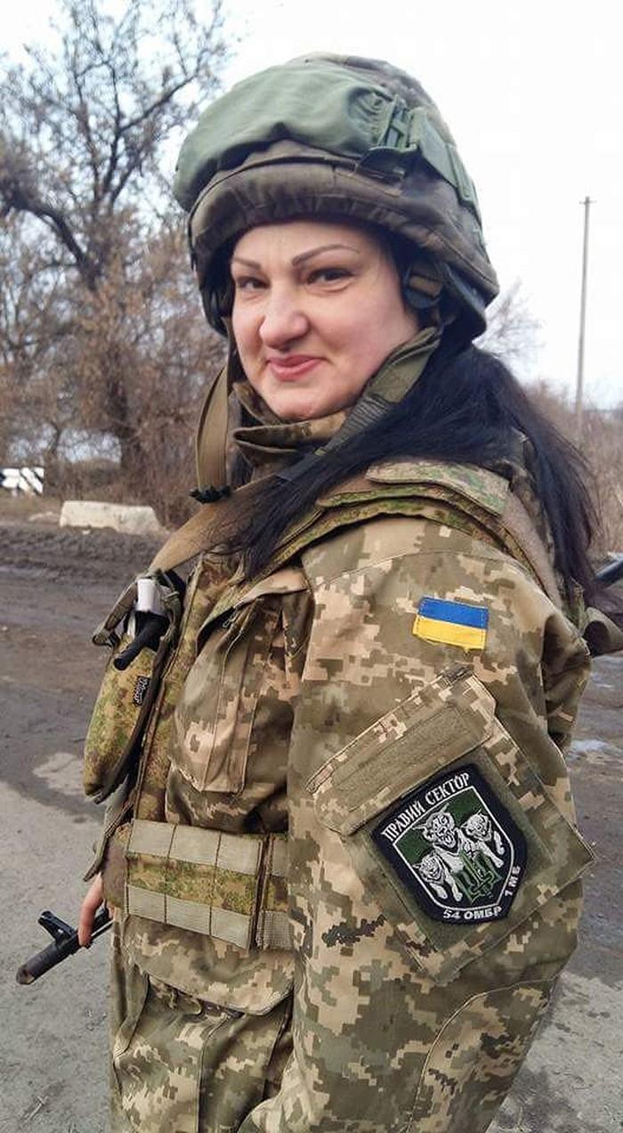 На Донбассе ликвидировали «Ведьму» - пулеметчицу. Политика, Украина, Донбасс, Длиннопост, Война, Негатив