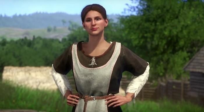 Новые детали дополнения Kingdom Come: Deliverance — A Woman's Lot. Kingdom Come: Deliverance, Компьютерные игры, DLC, RPG