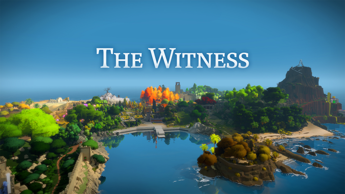 The Witness Egs, The witness, Epic Games Store, Халява, Раздача игр, Не Steam