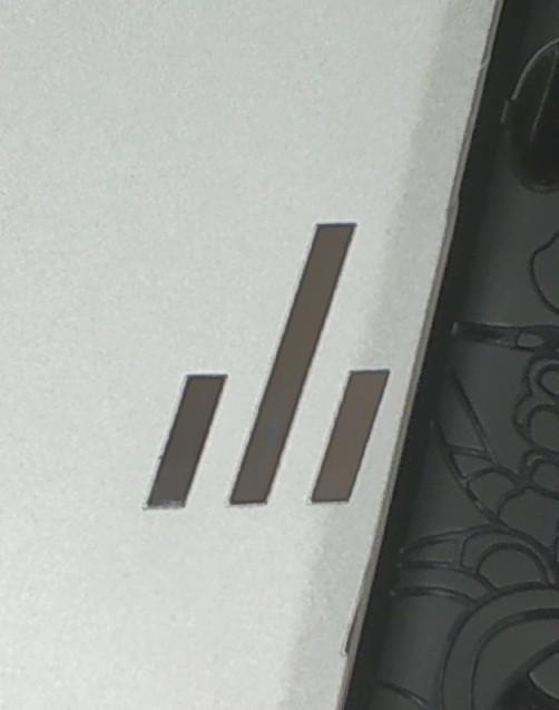 HP новое лого на ноутбуках намекает Hewlett Packard, Ноутбук, Логотип