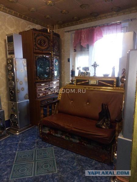 В Красноярске  продается хата с божественным дизайном интерьера Дизайн интерьера, Безупречный вкус, Яплакал, Длиннопост