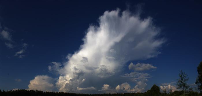 Страшное облако.