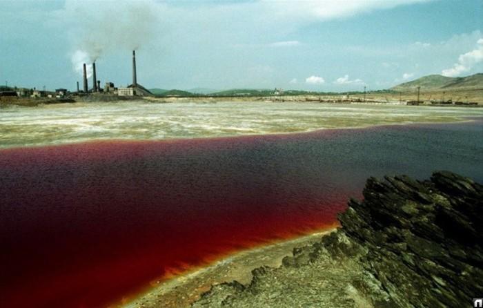 Самое опасное озеро в мире расположено в Челябинской области. Радиация, Экология, Южный Урал, Озеро Карачай