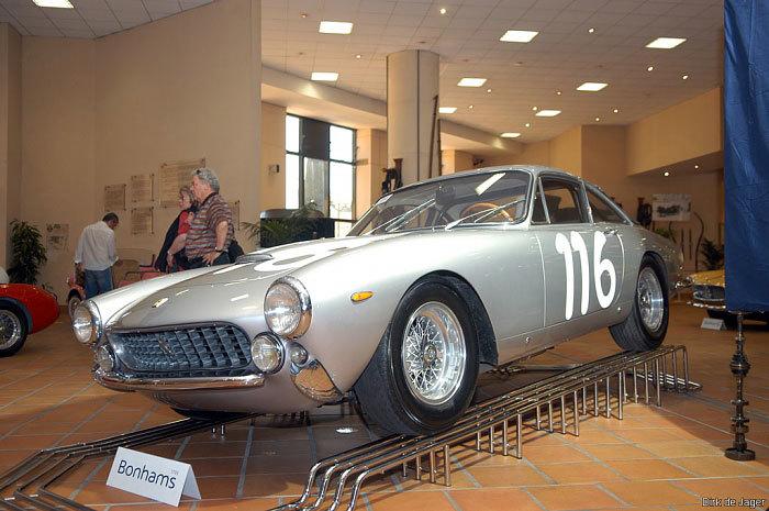 Ferrari 250 GT Lusso (1963 год) Автоистория, Ferrari, 1963, Длиннопост