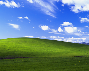 Безмятежность Windows XP, Безмятежность, Bliss, Фотография, Обои, США, Видео