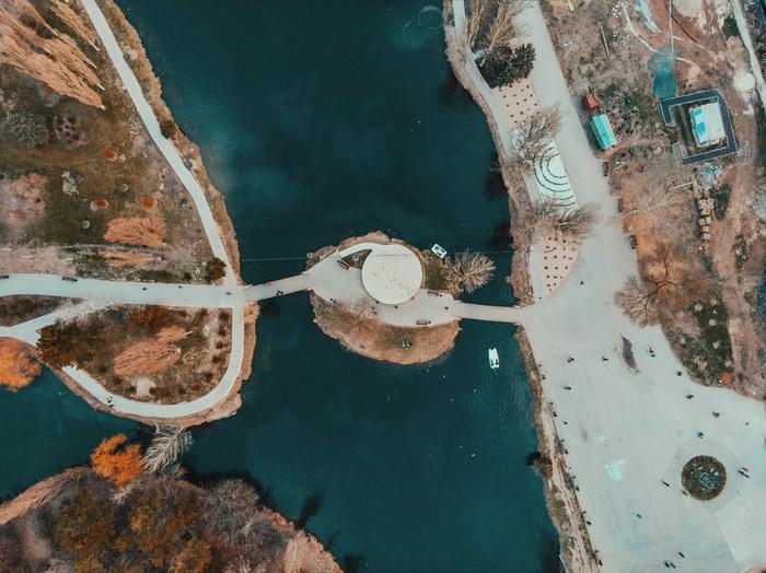 Крым. Март 2019 DJI Mavic Air, Фотография, Крым, DJI, Длиннопост