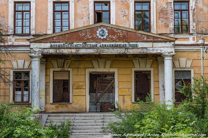 Мы пролетели, Юра: что случилось с легендарным летным училищем Гагарина? Гагарин, Военное училище, Летное училище, Космонавт, День космонавтики, Длиннопост, Оренбург