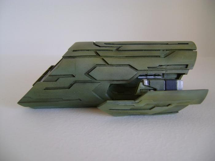 Stargate Atlantis Puddle Jumper на 3d принтере Моделизм, Стендовый моделизм, Stargate Atlantis, Научная фантастика, 3D печать, Длиннопост