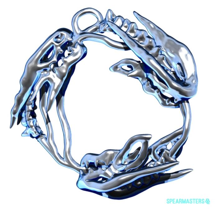 Bracelet game of throne Игра престолов, 3D печать, Украшение, Coub, Длиннопост