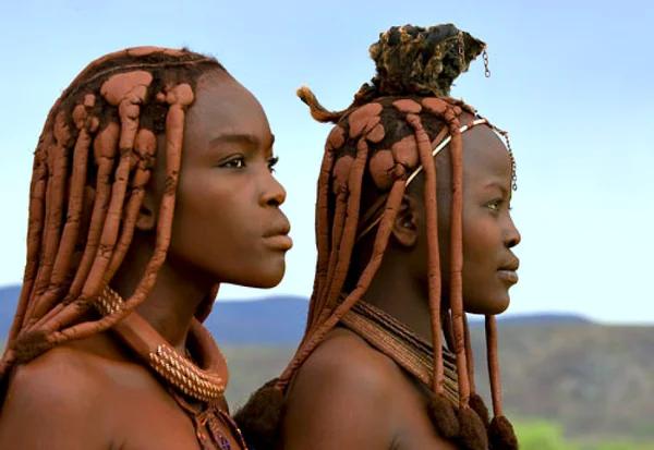 Самые красивые девушки африки