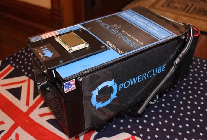 Бытовой вечный двигатель. Дай отпор нефтяным магнатам. Kickstarter, Краудфандинг, Стартап, Наука, Физика, Длиннопост