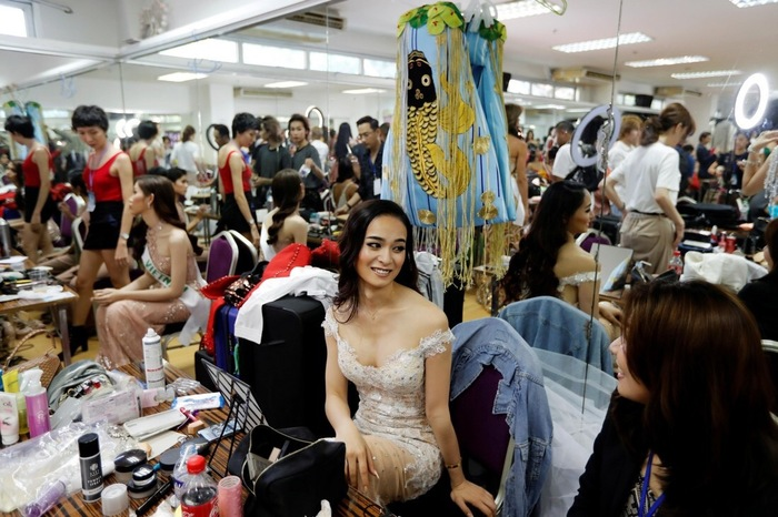 Конкурс мужской красоты Конкурс красоты, Адамово яблоко, Таиланд, Длиннопост
