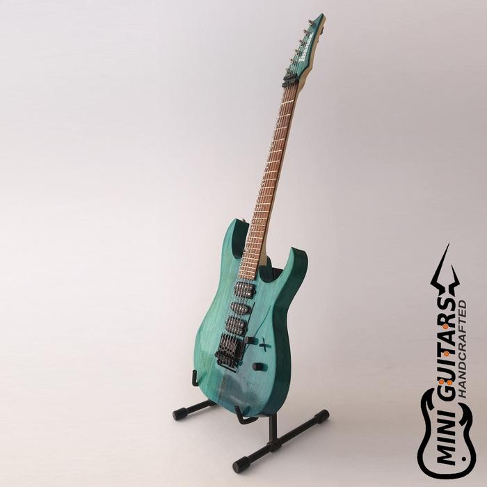 Мини гитара Ibanez Миниатюра, Гитара, Минимализм, Ручная работа, Своими руками, Рукодельники, Рукоделие без процесса, Длиннопост