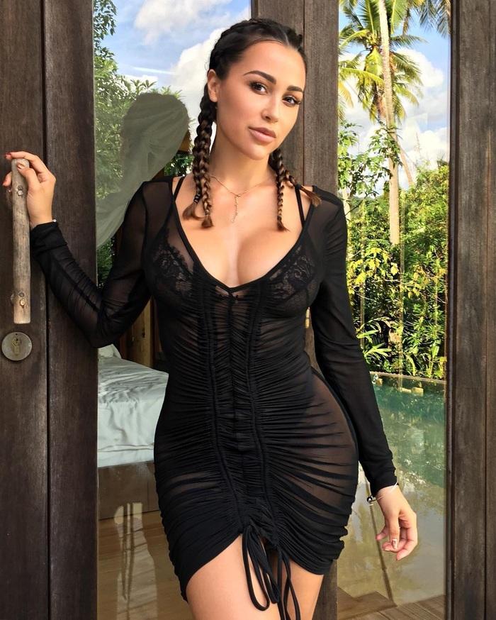 Платье и девушка #233.0