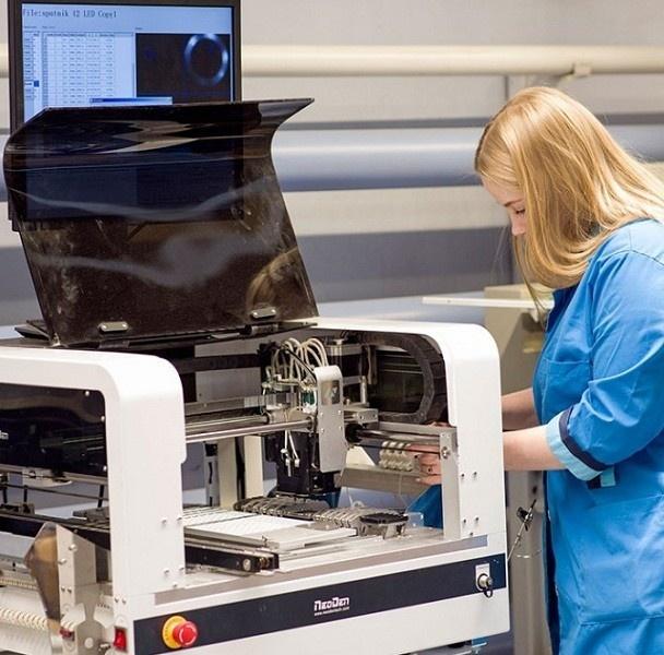 Предприятие по выпуску светотехнических изделий запущено в Северной Осетии Северная Осетия, Освещение, Россия, Производство, Российское производство