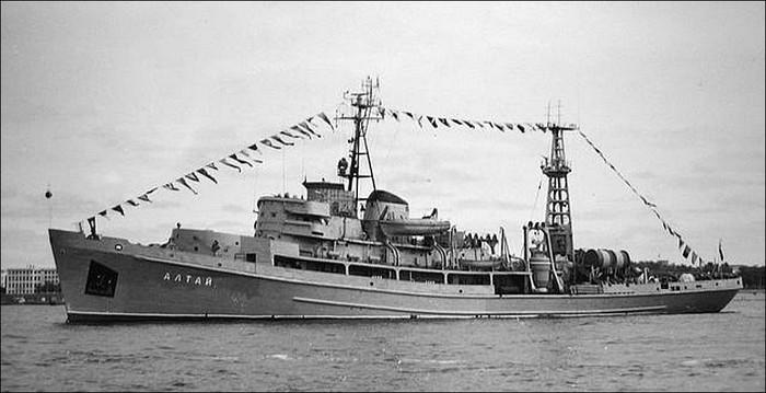 Будни подводников - лодку присосало к грунту, цистерны продуты, но всплыть не получается Флот, Моряки, Реальная история из жизни, Интересное, Длиннопост