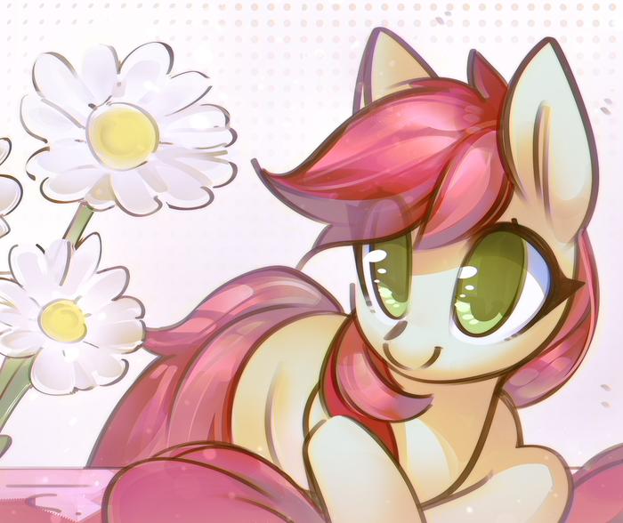 Роуз My Little Pony, Ponyart, Roseluck, Mirroredsea