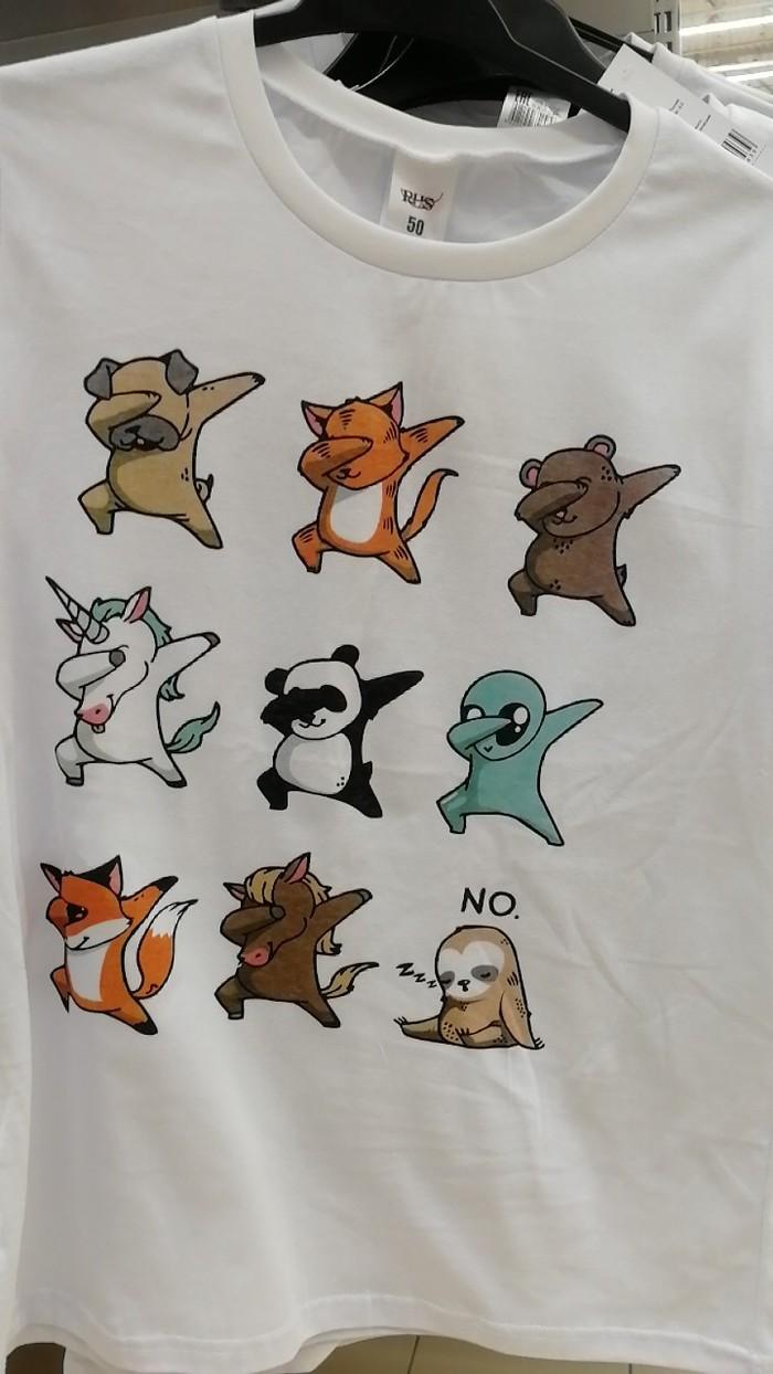 Какая милая футболка Футболка, Даб, Uniqlo, Слэм, Горячее