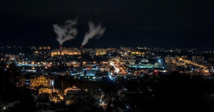 Немного фоток на выдержке Длинная выдержка, Фризлайт, Фотография, Городские пейзажи, Смоленск