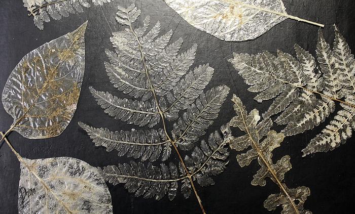 Прозрачные листья. Растения, Рукоделие без процесса, Листья, Природа