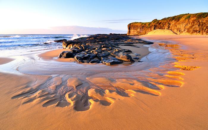 Природа. Пляж