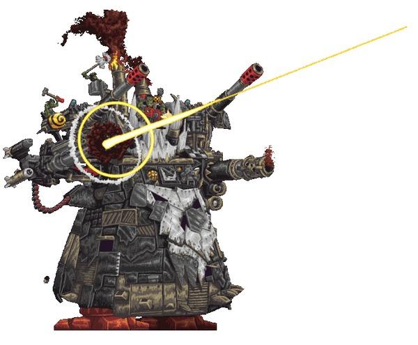 Pixel StompAAAAA Warhammer 40k, Pixel Art, Гифка