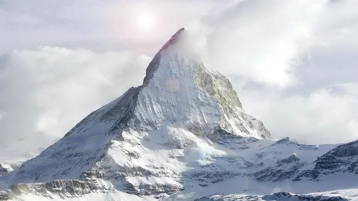 Чогори - гора смерти Гора Чогори, Горы, Интересное, Каракорум, Длиннопост