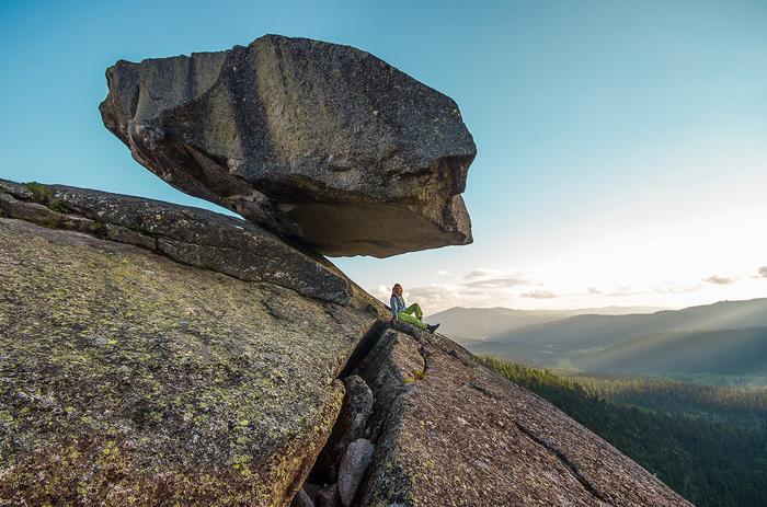 Перед Висячим Камнем Ергаки, Путешествия, Туризм, Активный отдых, Отдых на природе, Отдых в России, Водопад, Длиннопост