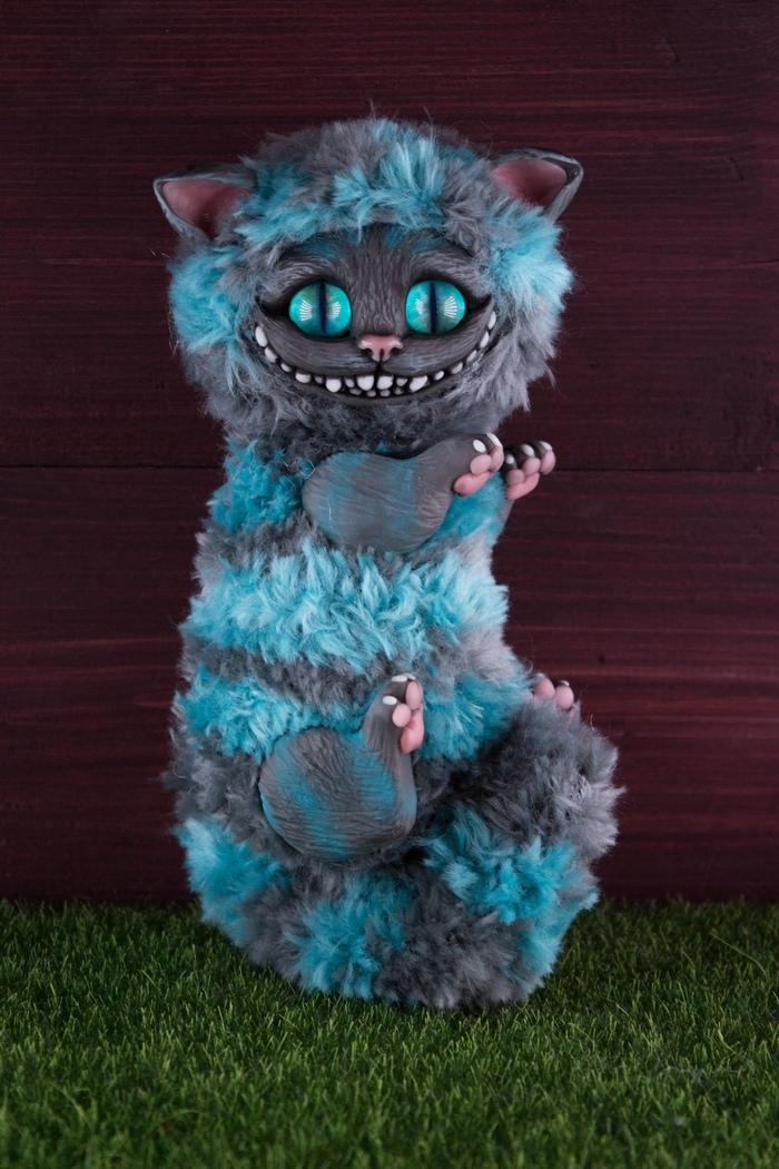 Чеширский котик