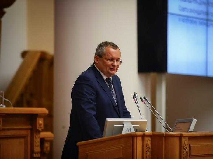 Спикер Астраханского парламента рассказал, как помочь региональным бюджетам Южная волна, Политика, Налоги, Бюджет, Деньги