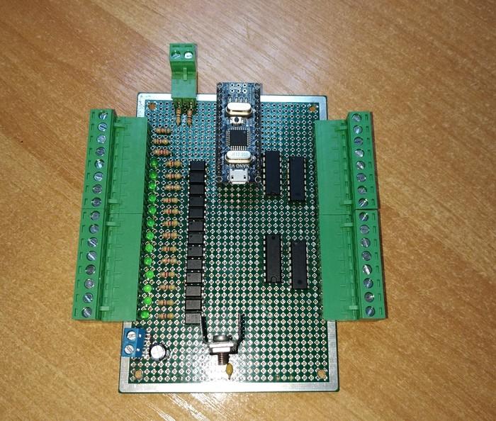 Пятничное мое Плк, Arduino, Arduino Nano V3, Слаботочка, Промышленность, Длиннопост
