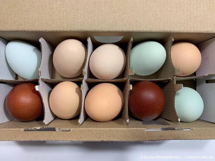 Разноцветные яйца без красителей, регистрации и СМС Яйца, Пасхальные яйца, Порода, Курица, Разноцветность, Куриное яйцо, Необычное, Длиннопост