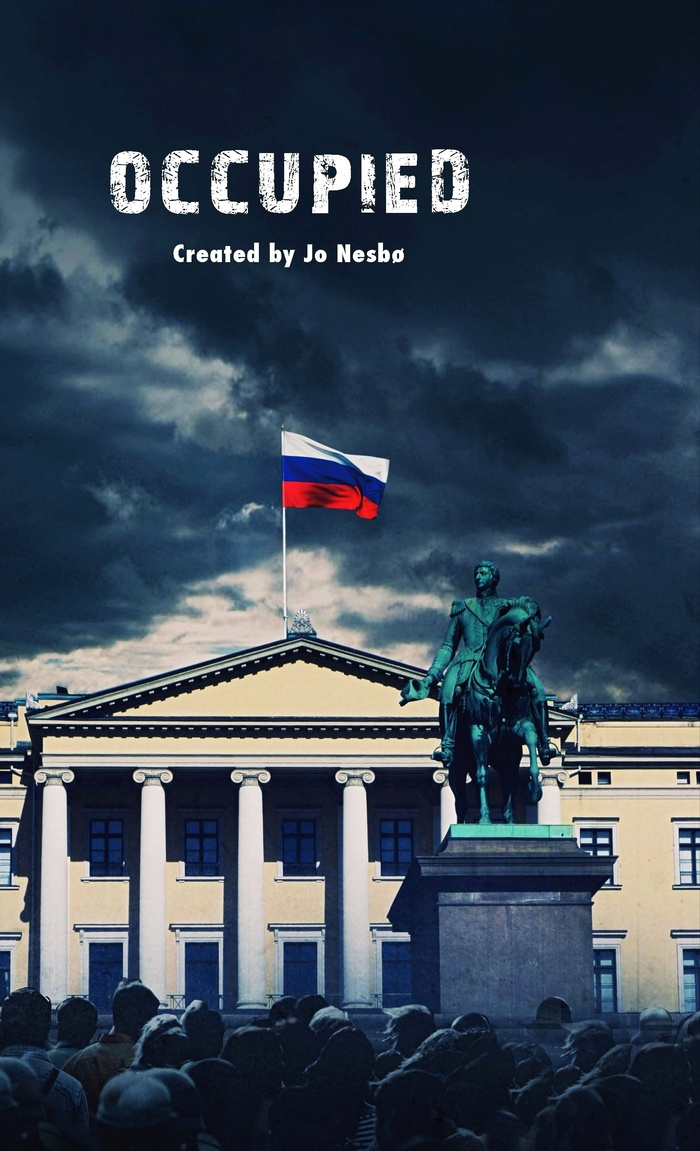 Как Россия Норвегию оккупировала Россия, Норвегия, Сериалы, Фильмы, Оккупация, Нефть, Геополитика, Европа, Длиннопост